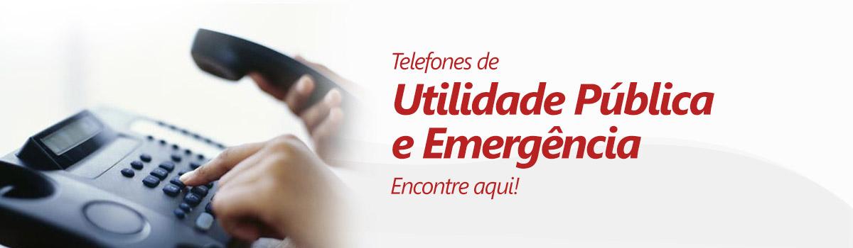 Telefones �teis